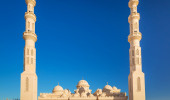 Mesquita em Hurghada Egito