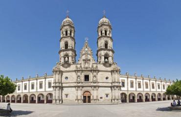 Basílica de Zapopan em Guadalajara