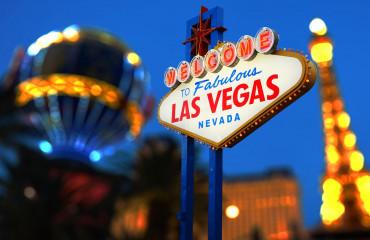 Bem Vendos à Las Vegas