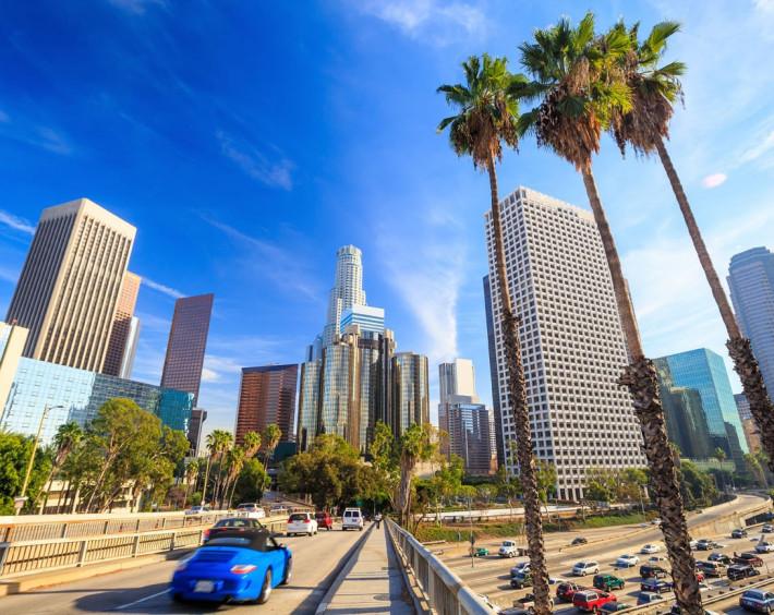 Los Angeles e San Francisco