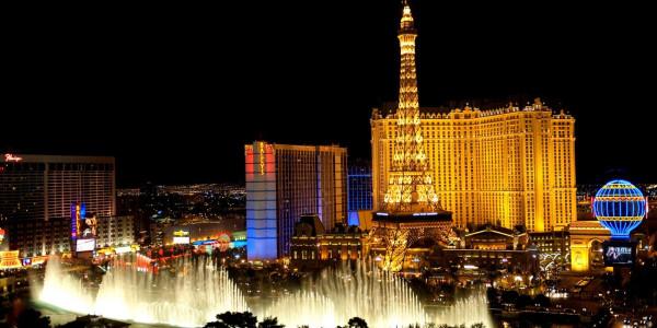 San Francisco, Las Vegas e Los Angeles