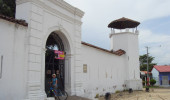 Fortaleza de la Pólvora em Nicarágua