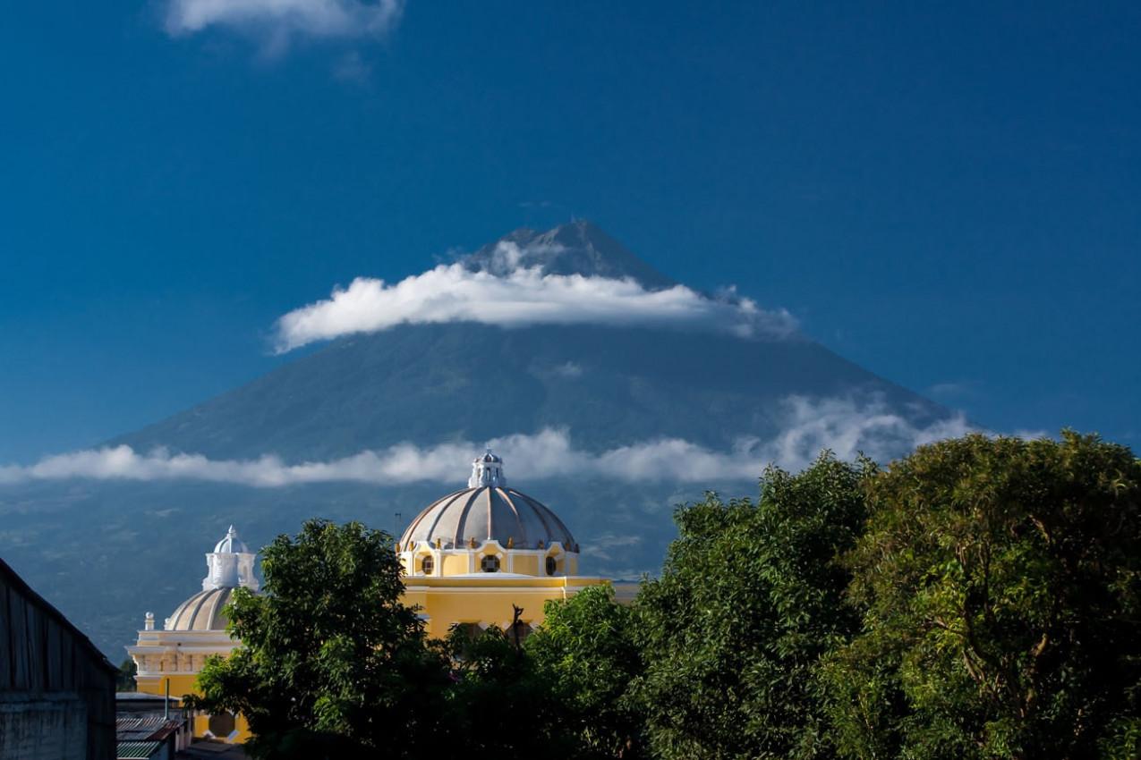 Igreja de la Merced Antigua Guatemala