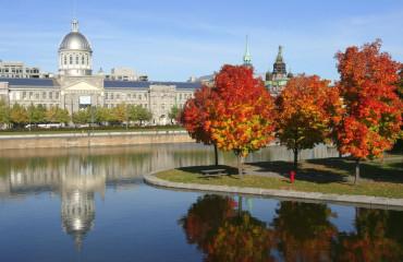 Marche Bonsecours em Montreal