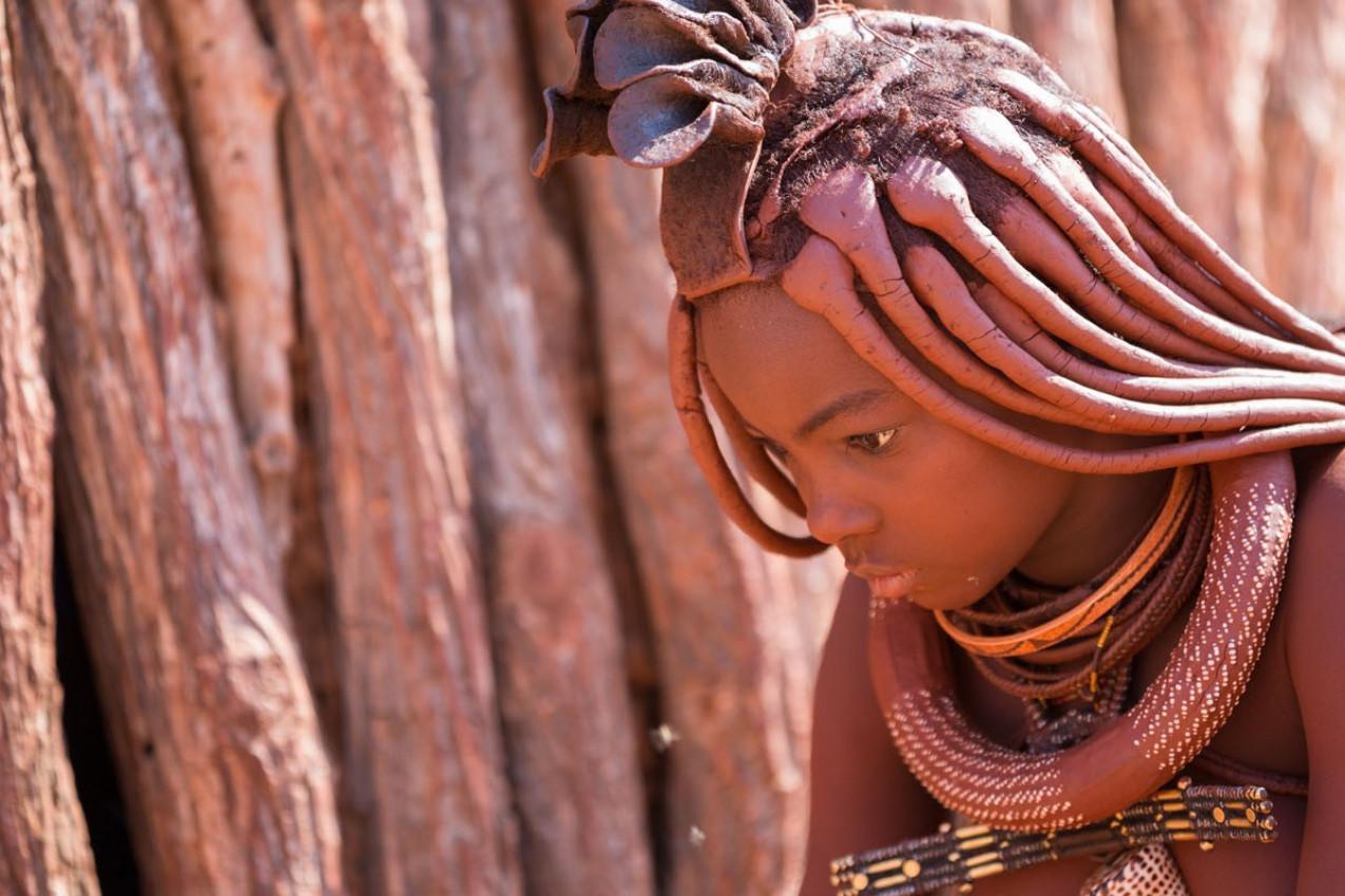 Mulher em Epupa