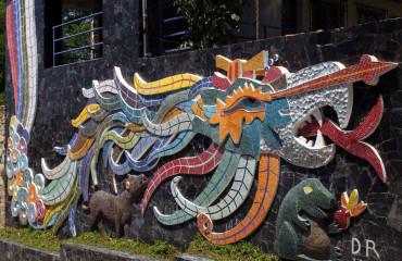 Lindo Mural em Acapulco