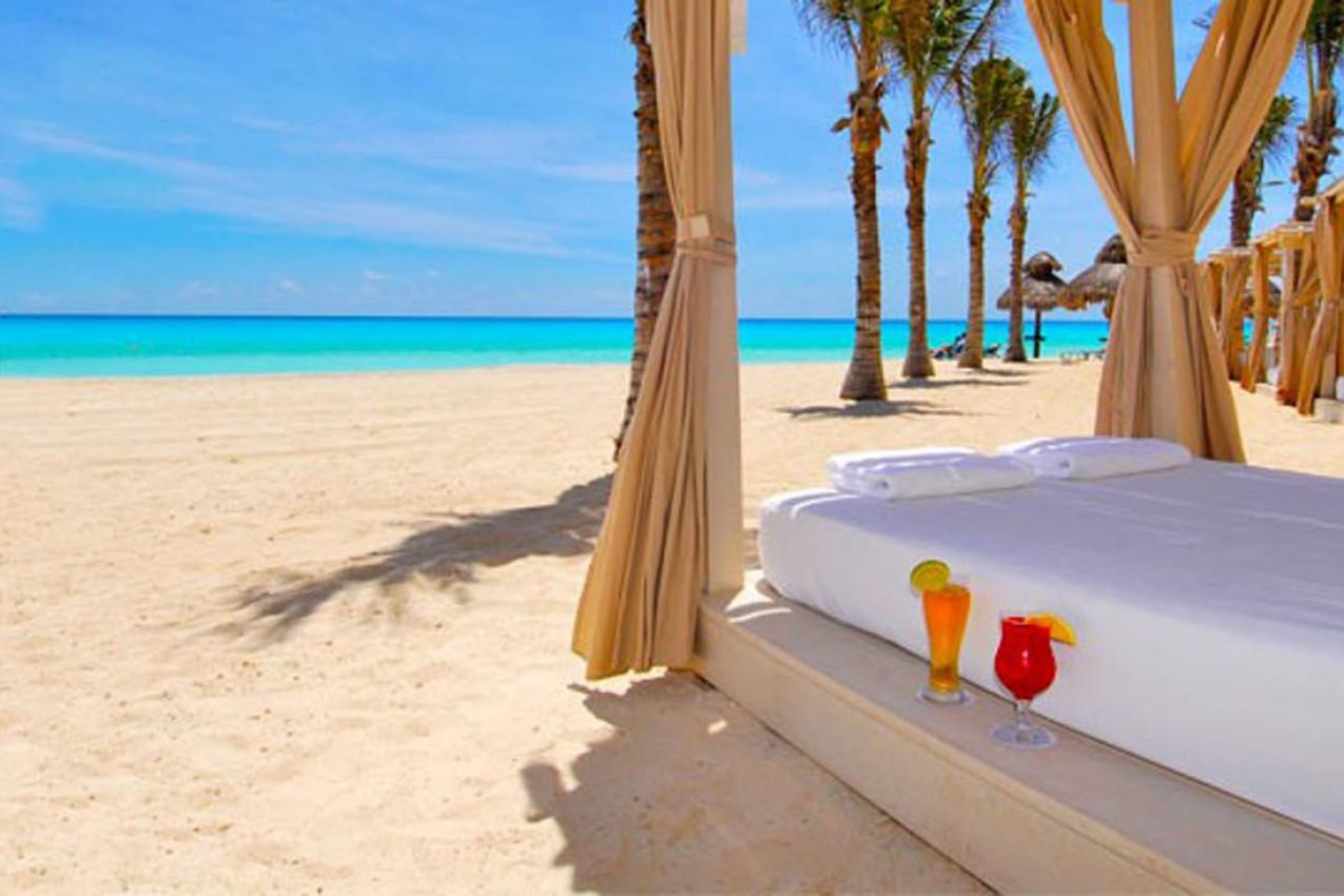 Omni praia em cancun