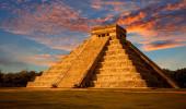 Piramide em Cancun