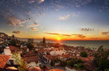 Pôr do Sol em Puerto Valarta