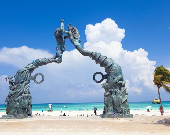 Lua de Mel em Riviera Maya