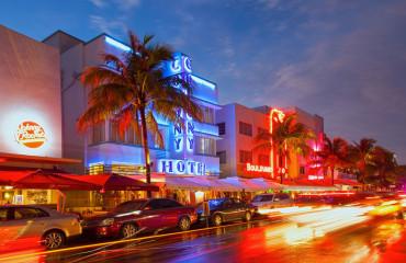 Miami de noite