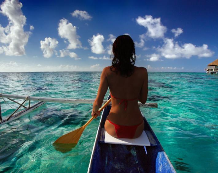 Descubra o Tahiti