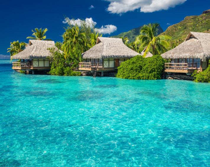 Papeete e Moorea - Tahiti