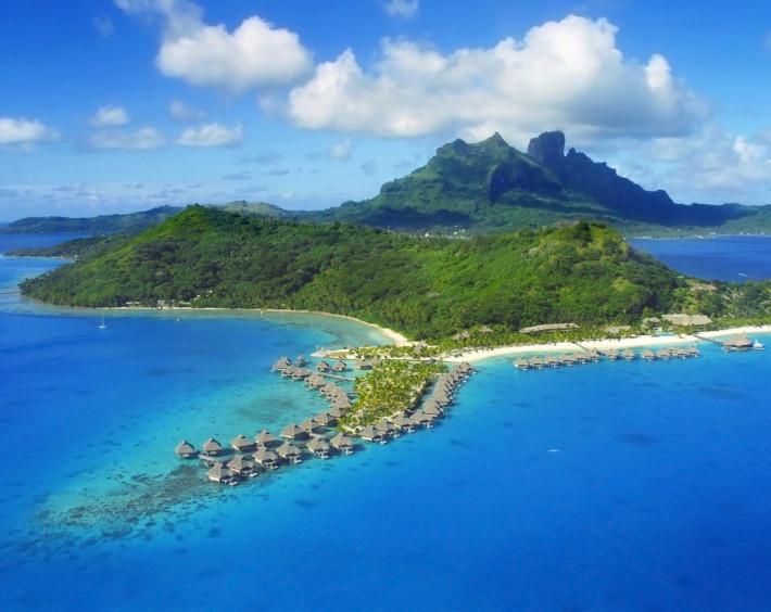 Papeete e Bora Bora - Tahiti