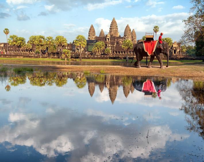 Vietnã, Laos, Camboja e Bangkok