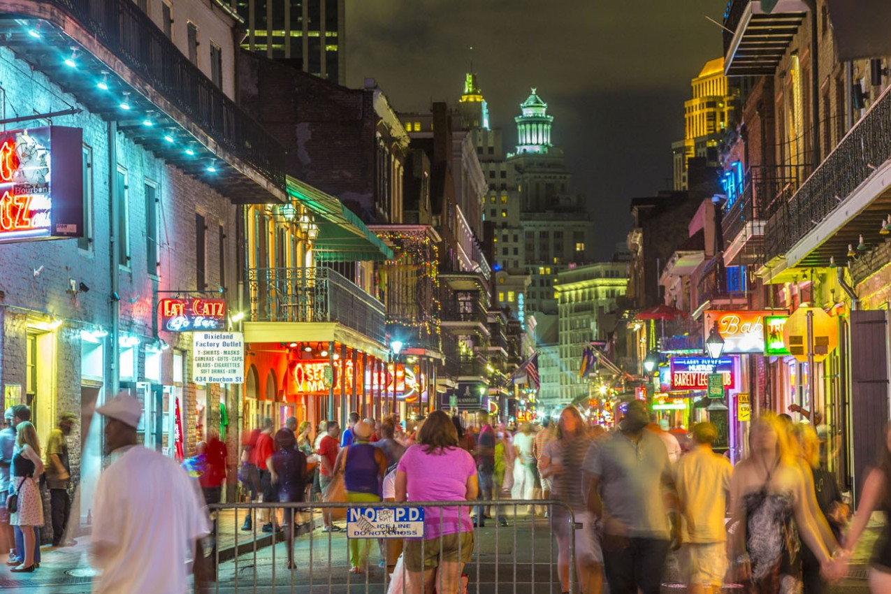 Bairro Frances Nova Orleans
