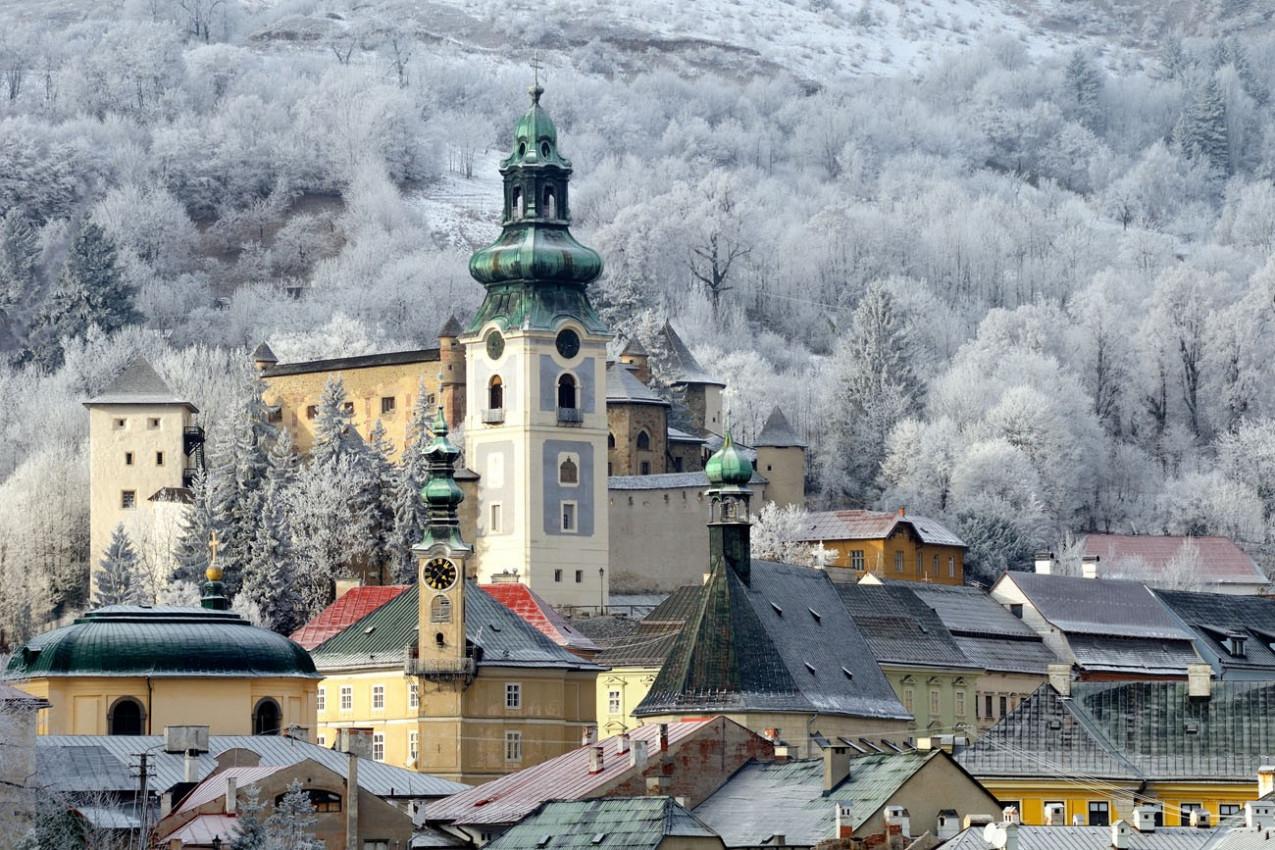 Banska Stiavnica, Eslováquia
