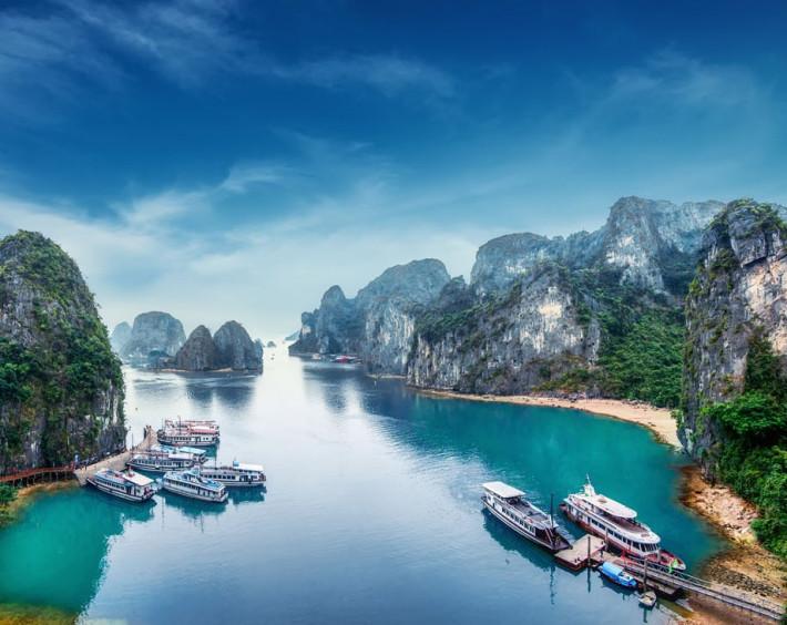Essência do Vietnã + Sapa