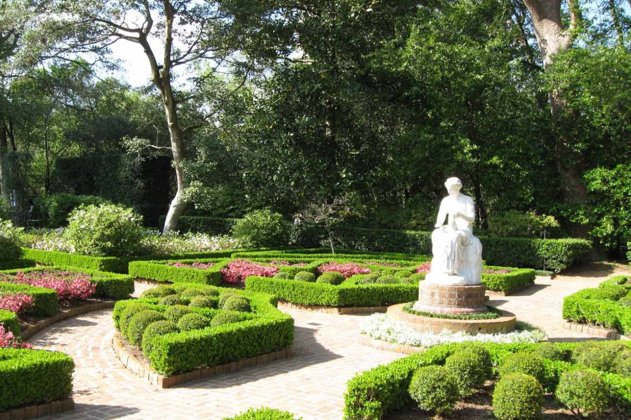 Bayou Bend Collection and Gardens Houston