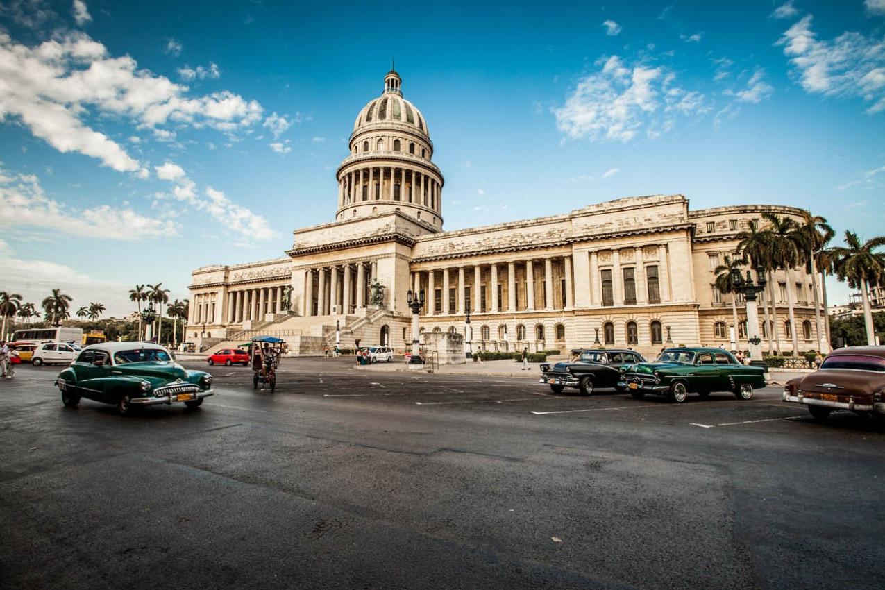 Capitolio de Havana