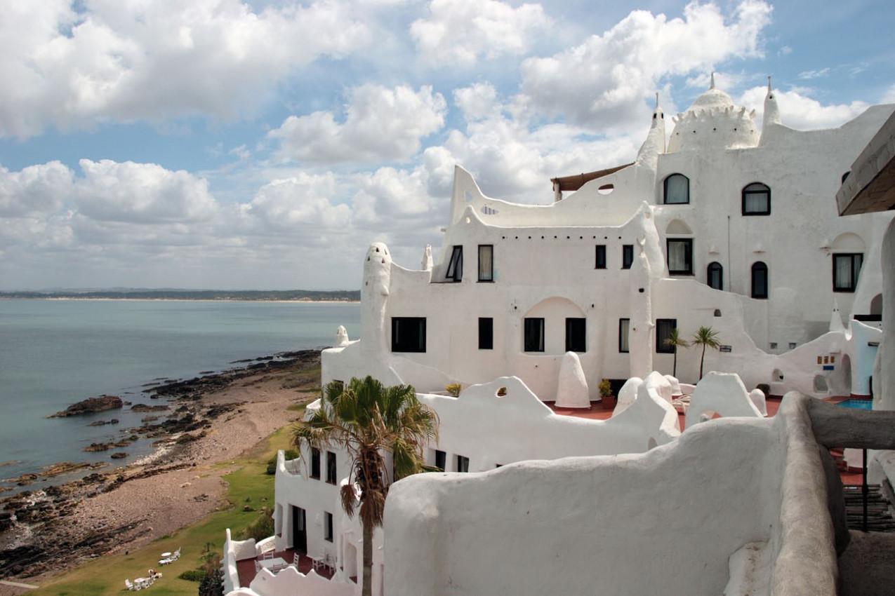 Casa Pueblo em Punta del Este