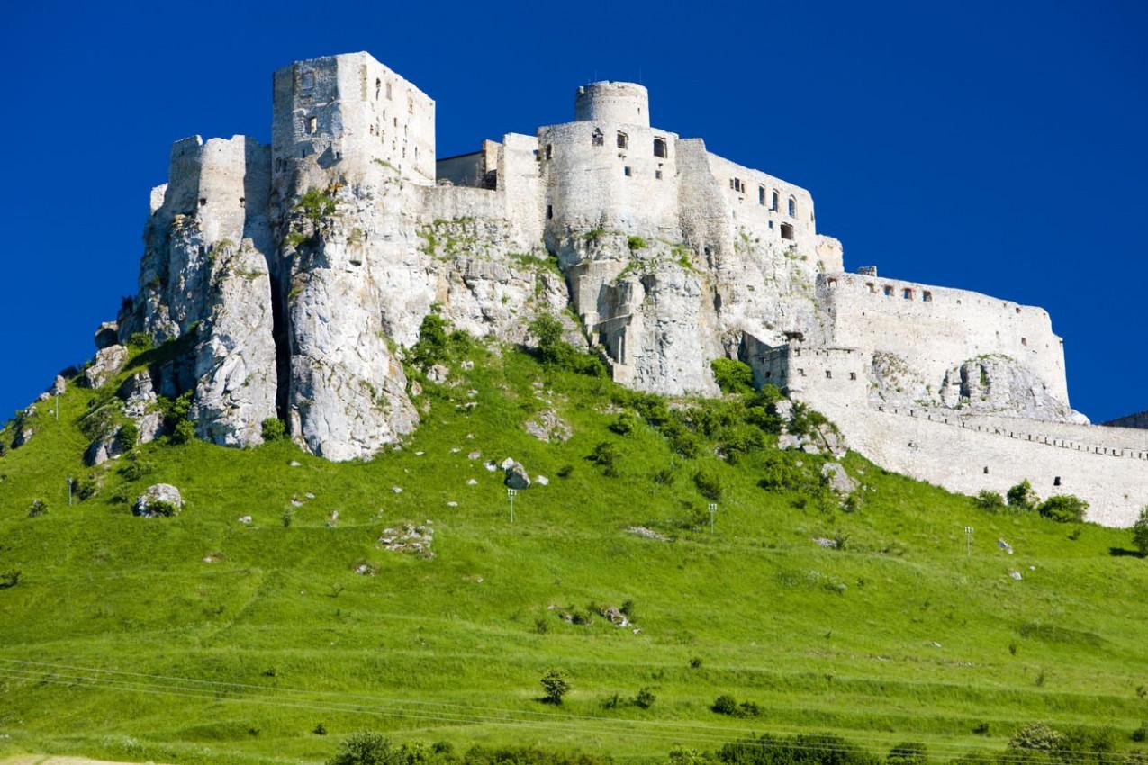 Castelo de Spissky - Eslováquia