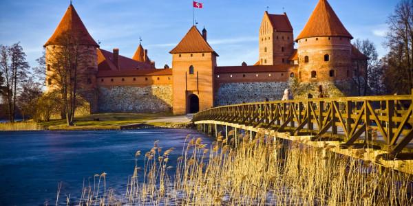 Países Bálticos e Polônia