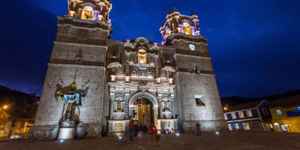 Lima, Cusco, Vale Sagrado e Puno