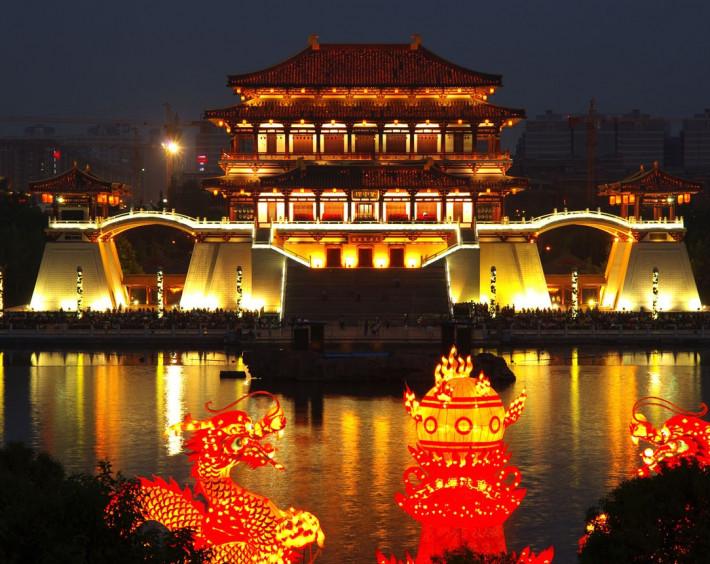 Grande Tour da China
