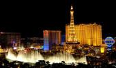 Fonte de Bellagio Las Vegas
