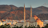 Grande Mesquita de Muscat - Oman