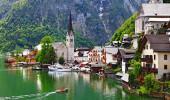 Hallstatt pequena pérola dos Alpes. Áustria