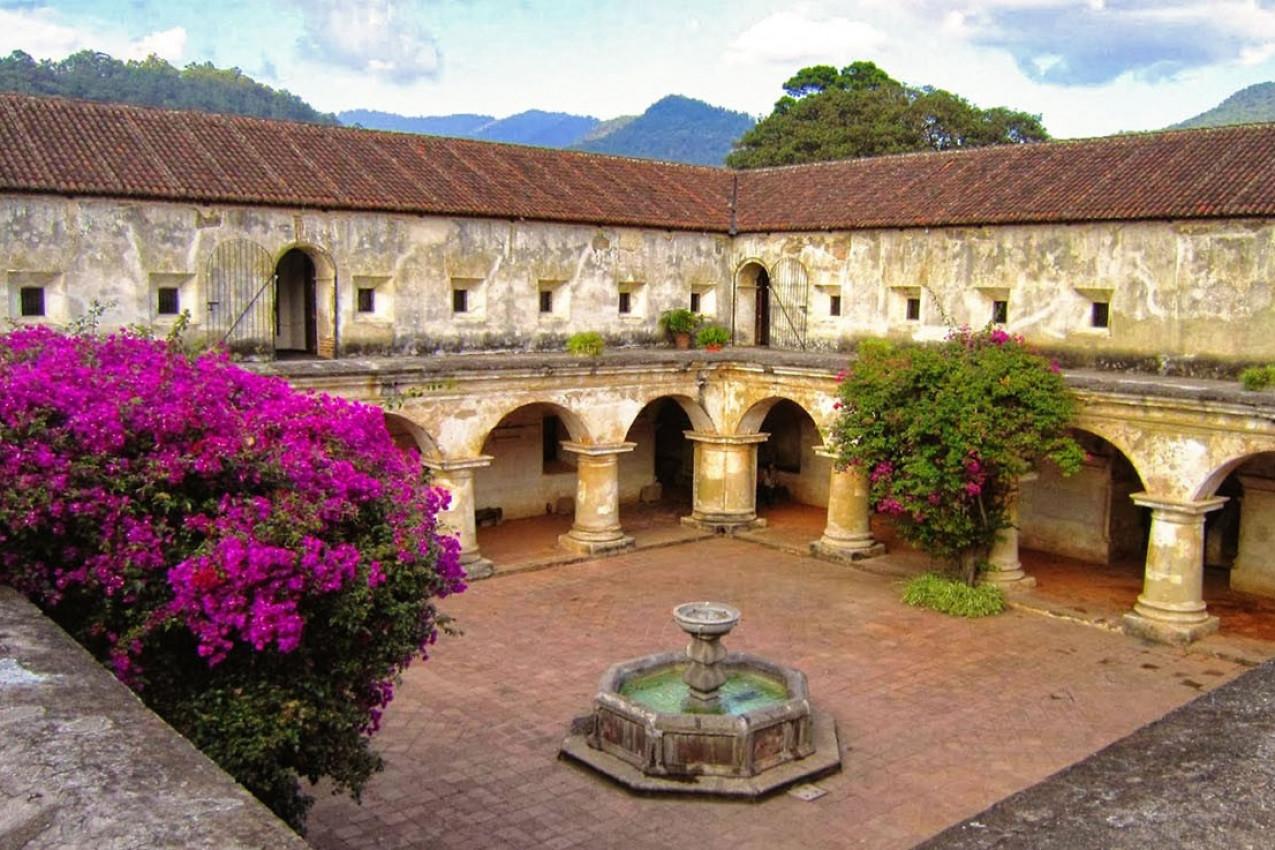 guatemala bylocasl capuchinas fountain