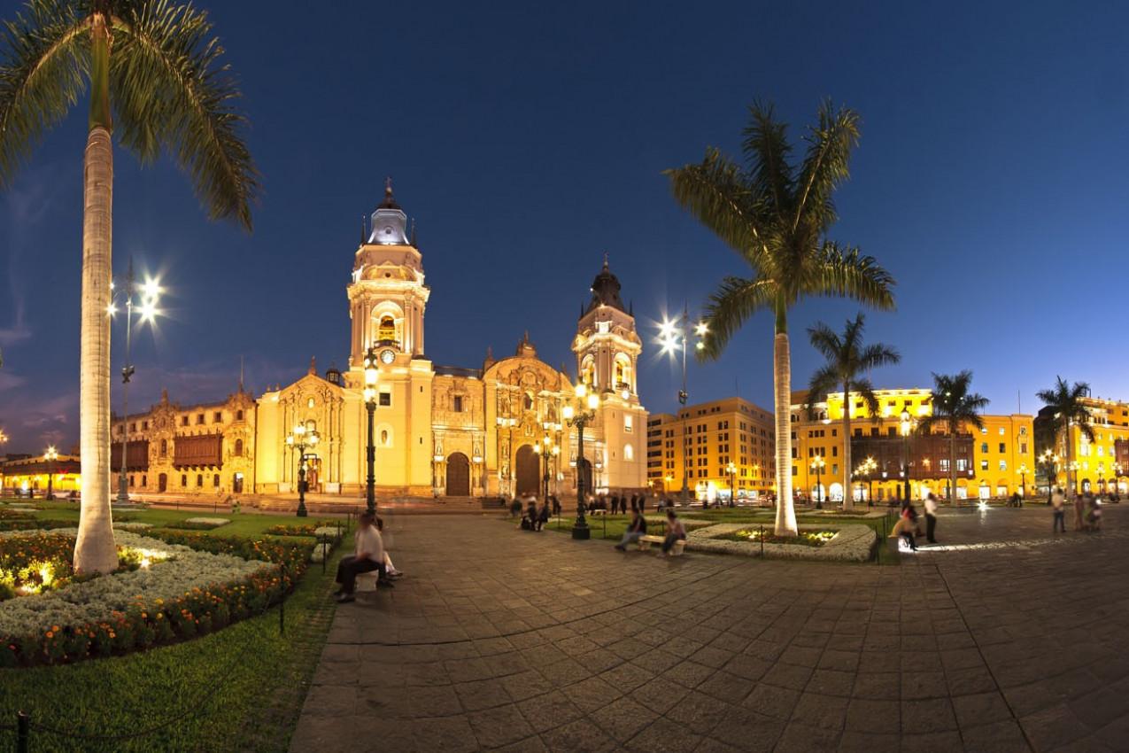 Igreja Matriz Catedral de Lima