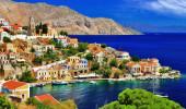 Maravilhosa Ilha Symi, Dodecanese - Grécia.