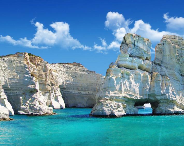 Atenas, Mykonos & Santorini