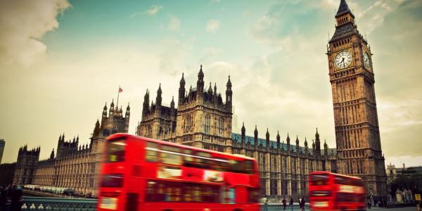 Londres, Paris e Itália