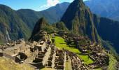 Ruínas em Machu Picchu