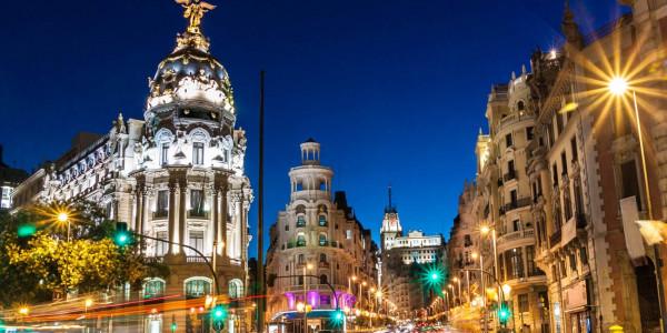 Andaluzia e Levante