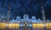 Mesquita Sheikh Zayed Abu Dhabi, Emirados Árabes Unidos