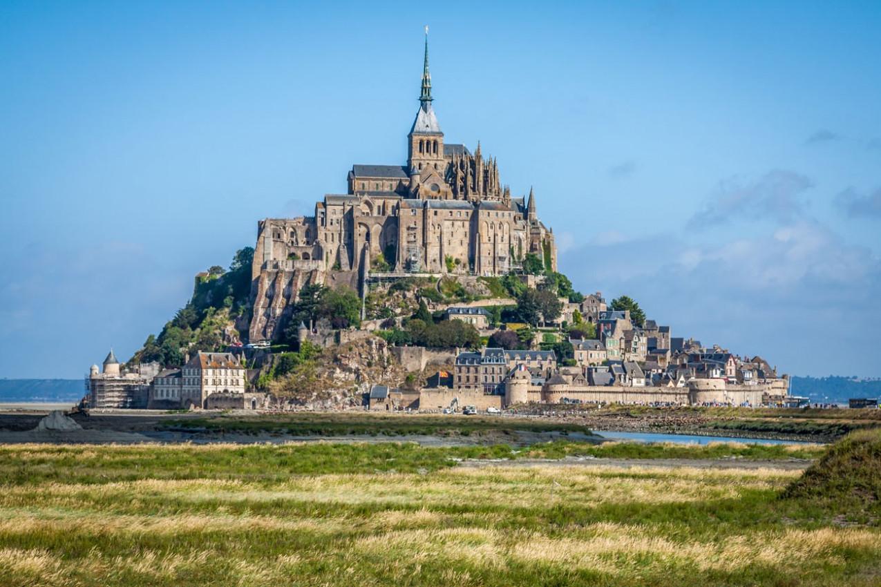 Mont Saint Michel - Normandia - França