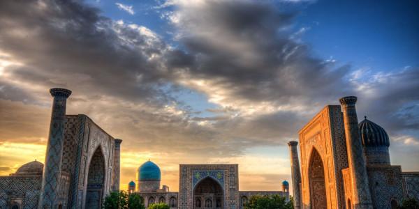 Uzbequistão - Rota da Seda