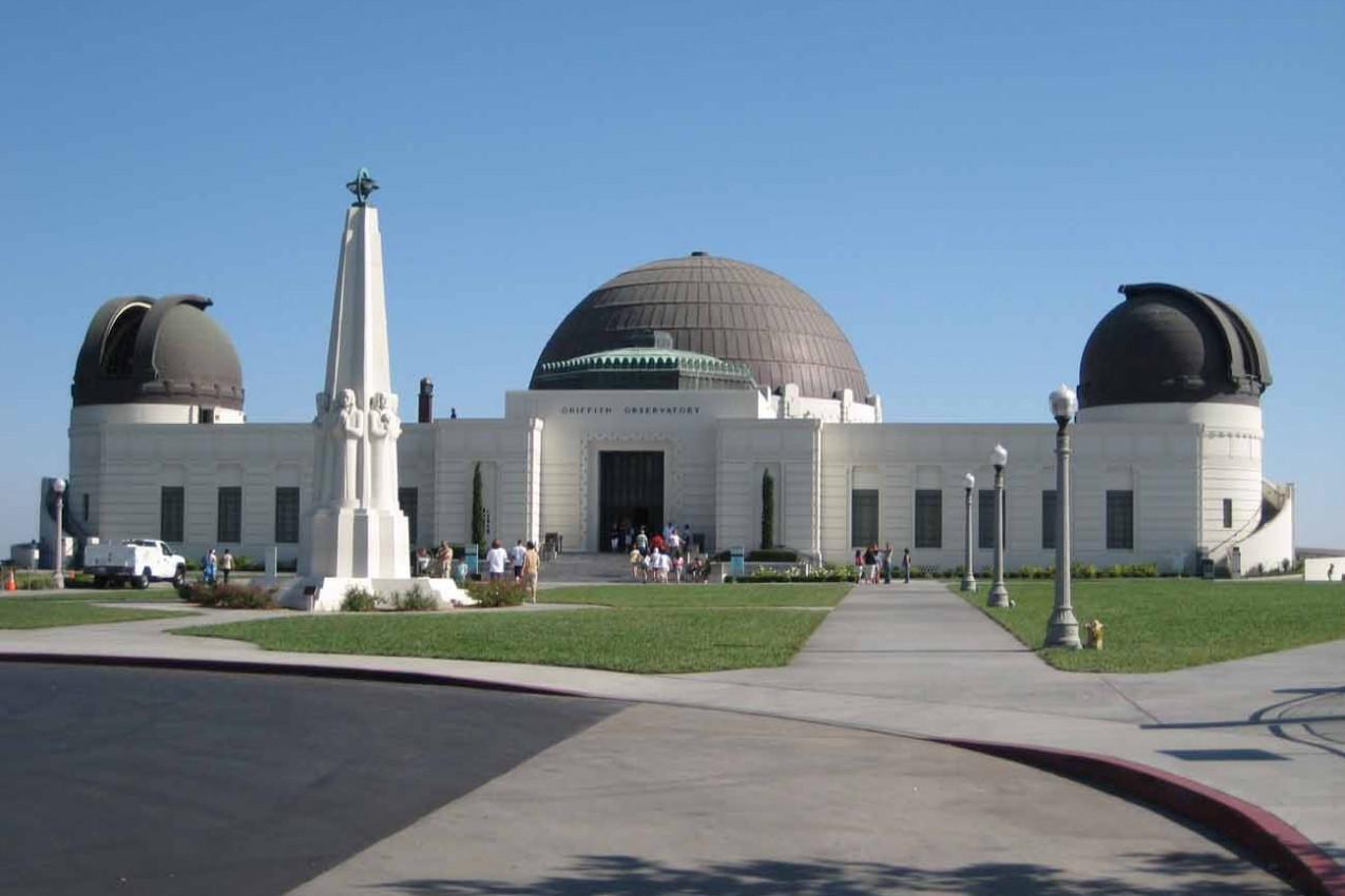 Observátorio de Griffith Los Angeles