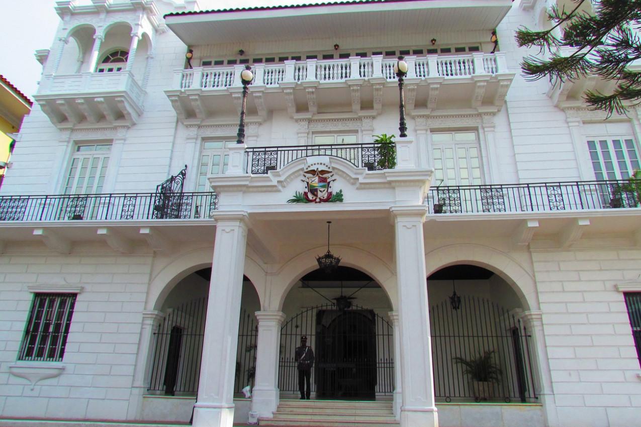 Palácio de las Garzas no Panama