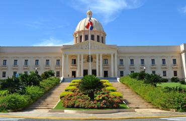 Palácio Nacional em Santo Domingo