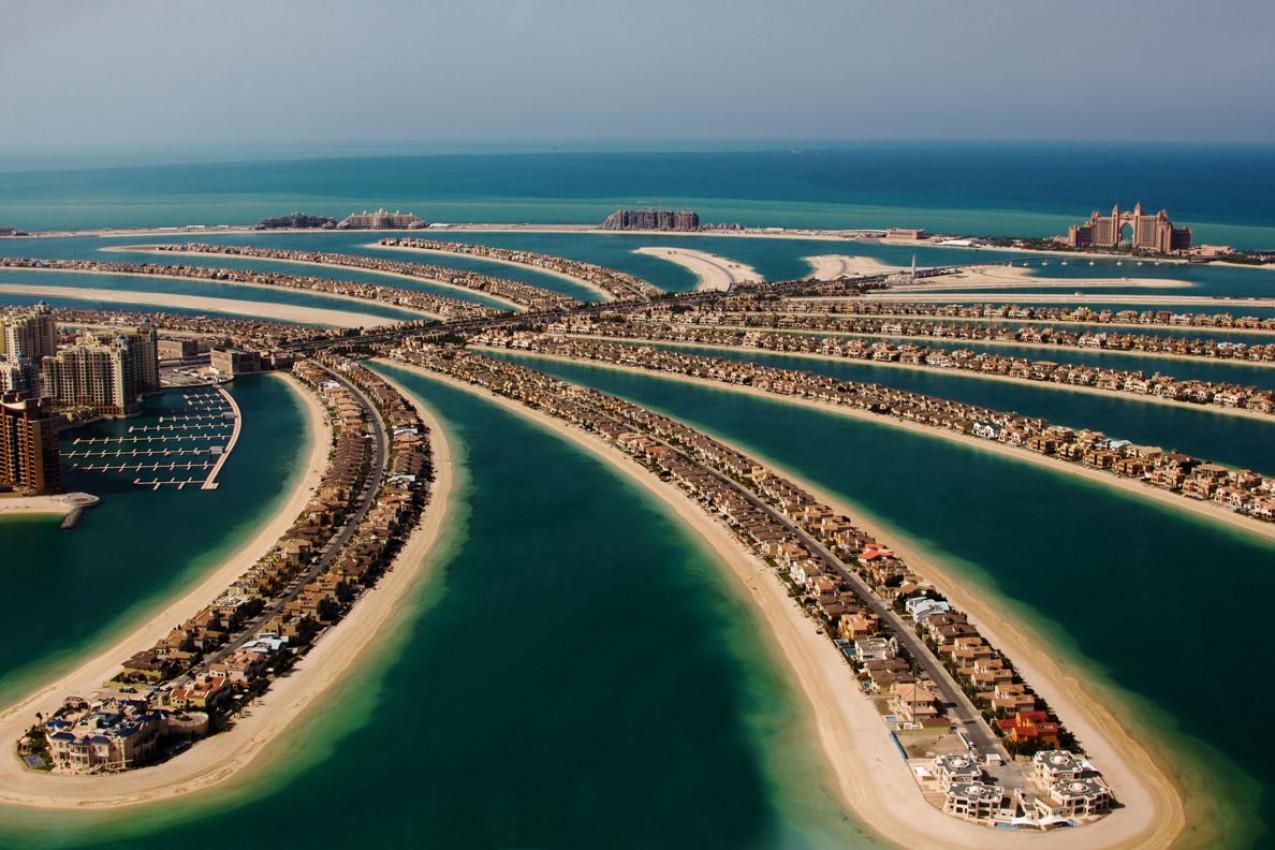 Palm Island, Dubai, United Arab Emirates
