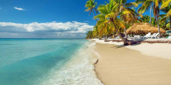 Punta Cana no Natal