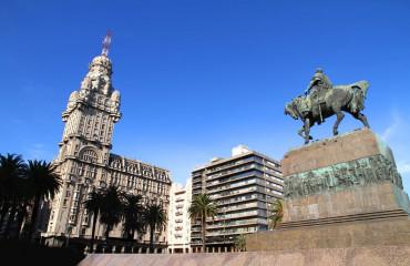 Praça da Independência Montevideo