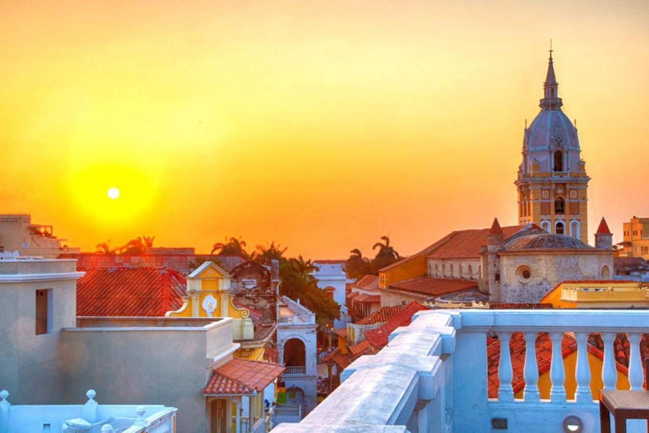 Pacotes para Cartagena
