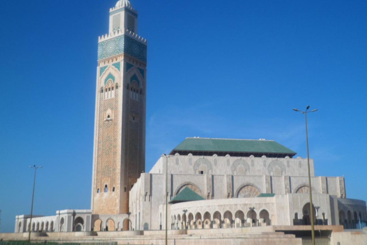 Praça Mohamed V, Casablanca